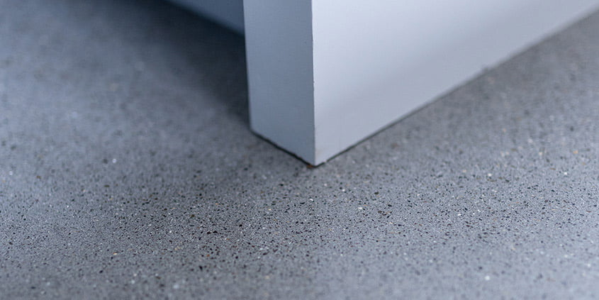 The Self Levelling Polished Concrete, Outdoor Self Leveling Concrete Overlay